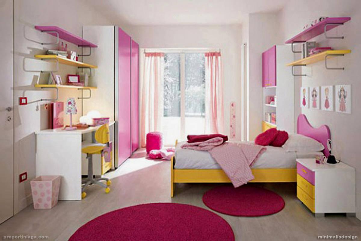 Desain Kamar Tidur Yang Nyaman Untuk Istirahat Simemet