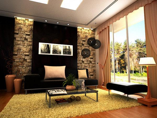 Tips Mendesain Ruang Tamu Yang Elegan Simemet